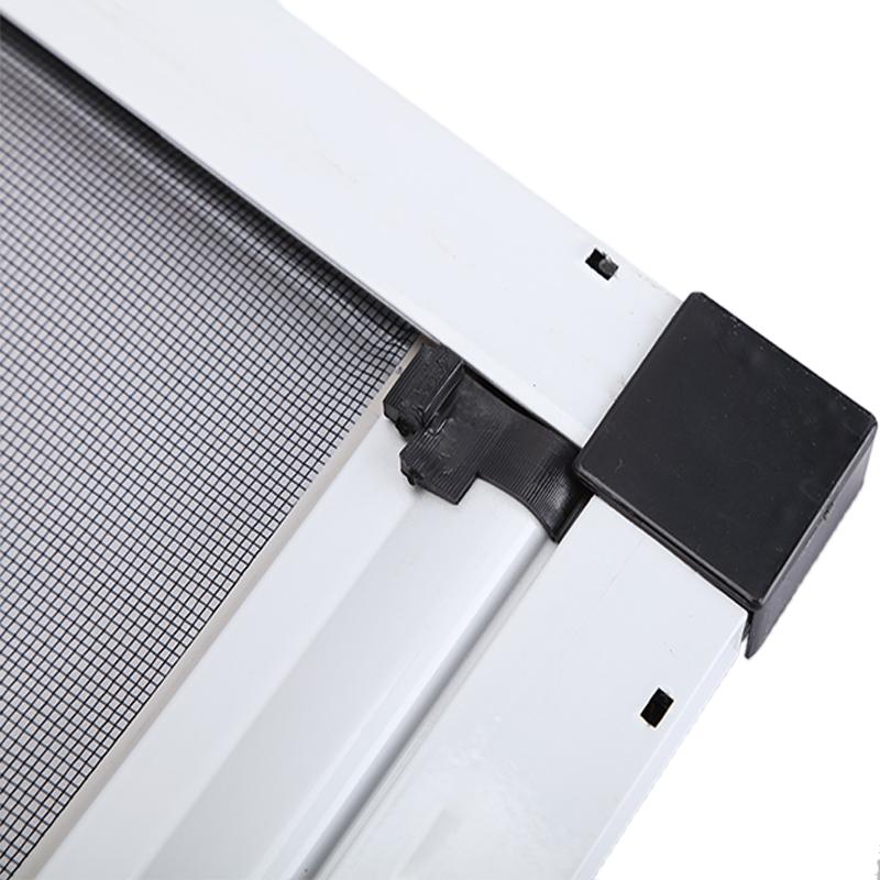 隐形纱窗卷筒纱窗防雾霾断桥铝门窗塑钢门窗铝合金门窗专用