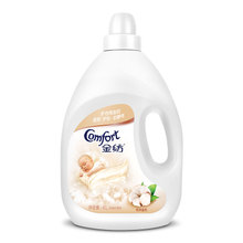 【天猫超市】金纺衣物护理剂 纯净温和手洗机洗两用柔顺剂 4L/瓶