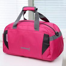 行李包手提旅行包女旅行袋行李袋旅游包健身包 2017大容量短途男士