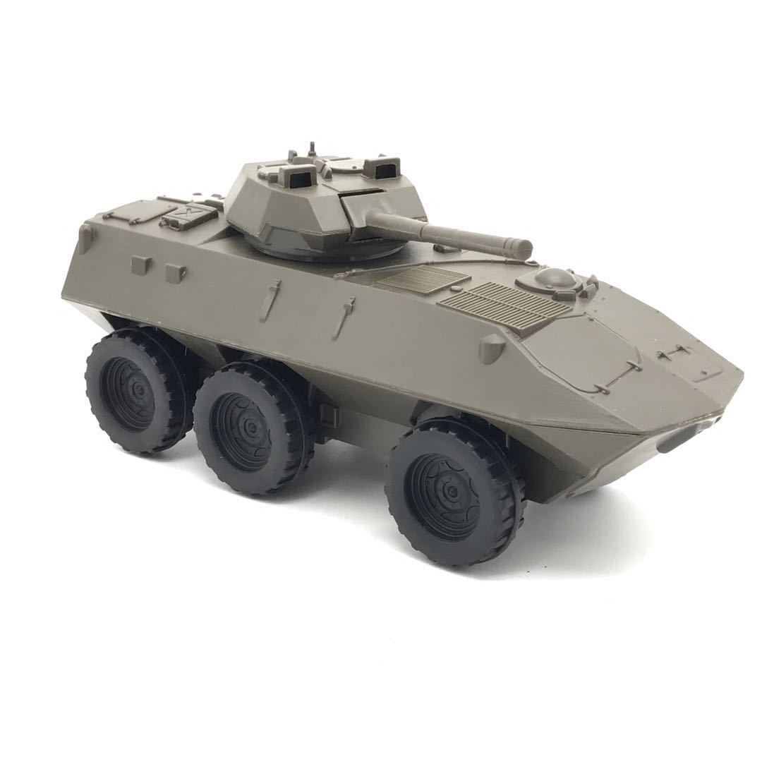 炮兵装甲车 汽车模型 散货 长19.5cm