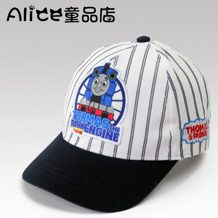 托馬斯寶寶鴨舌帽嬰兒兒童棒球帽遮陽帽太陽帽男童帽子