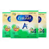 【天猫超市】美赞臣4段 1200g*3盒装安儿健A+儿童配方奶粉3-6岁