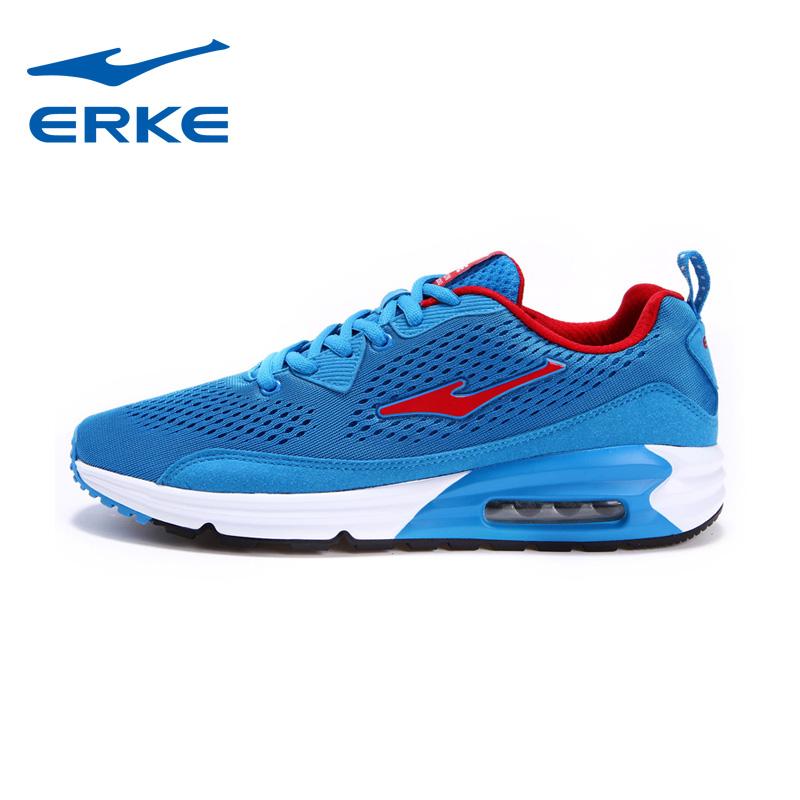 鸿星尔克男鞋 跑步鞋2015夏季新款AIRMAX气垫鞋透气网面运动鞋男