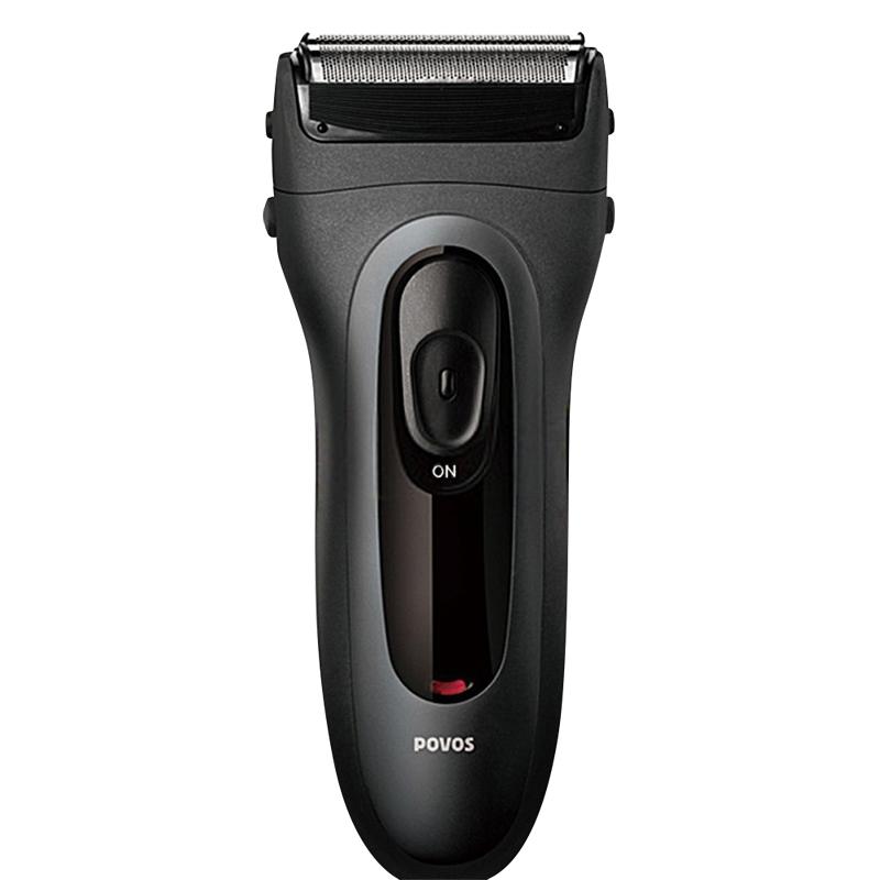 往復刮胡刀剃須刀奔騰水洗電動充電式雙刀防水全身浮動