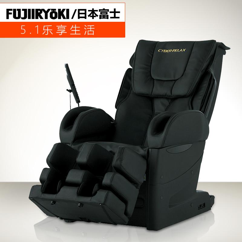 富士EC3850日本原裝進口按摩椅家用自動全身多功能太空艙督洋總代