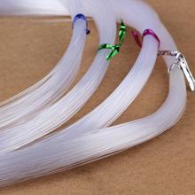 慈晶阁DIY手工串珠配件鱼线饰品透明圆形水晶线无弹力串珠线