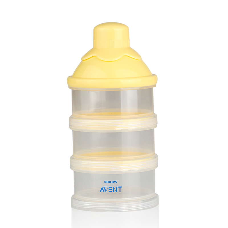 飞利浦新安怡 奶粉分装盒 奶粉盒三色可选 SCF846