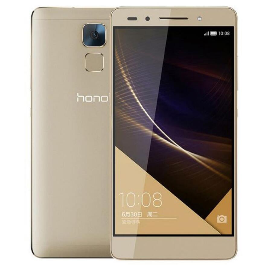 honor/荣耀 荣耀7 电信4G版 双卡智能手机 华为 荣耀7