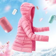 菲尼布可修身轻薄款羽绒服女士短款韩版立装领冬装羽绒衣反季清仓