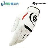 新款Taylormade泰勒梅 高尔夫手套 男士羊皮手套 单只左手