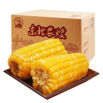 东北农嫂玉米糯玉米棒粘玉米200g*10支黏穗非转基因新鲜玉米