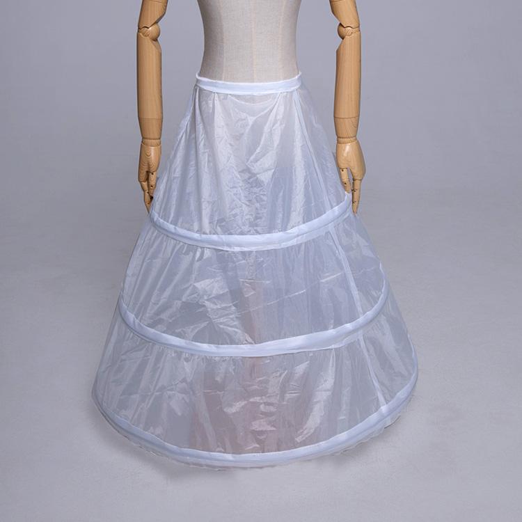韩国传统韩服配件三圈一纱有骨硬纱裙撑 质量一般不退不换