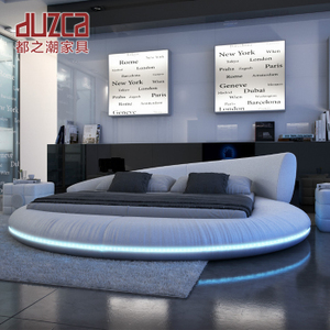 50 off the tide of the simple modern highend villa led lights with double bed 18
