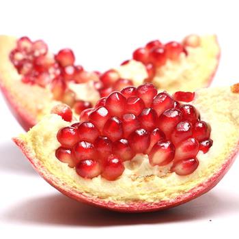新鲜大红软籽石榴甜石榴新鲜水果