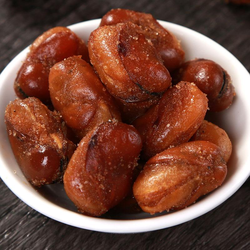 零食食品牛肉小吃蚕豆兰花豆类炒货年货休闲