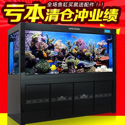 闽江水族水族箱鱼缸质量好吗?牌子怎么样?