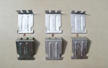 轻钢龙骨集成吊顶隔墙配套材料50中龙吊A型