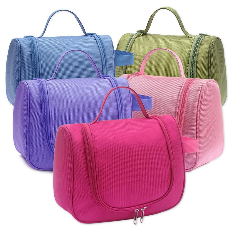 化妆包大容量便携韩国女旅行大号化妆箱手提化妆品可爱小号收纳包的相关图片