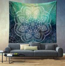 印度波西米亚风墙壁装 饰挂壁毯沙滩巾大方巾披肩挂毯壁毯 欧美最新