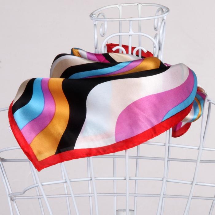 正品[职业装丝巾]银行职业装丝巾系法评测 职业