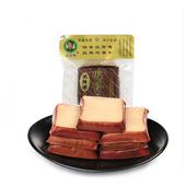 【天猫超市】沈师傅酱香味鸡蛋干100g/袋 五个蛋清精制佐餐即食
