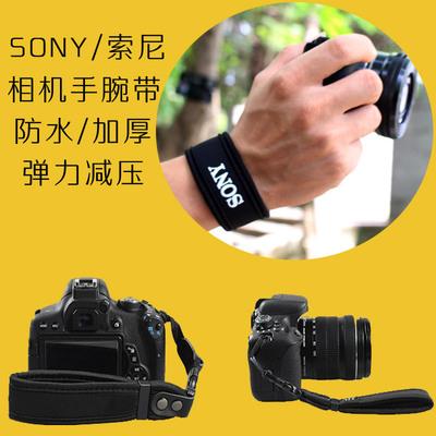 索尼微单相机a6000 a6300 a5000a5100 nex5t相机腕带手绳手带包邮