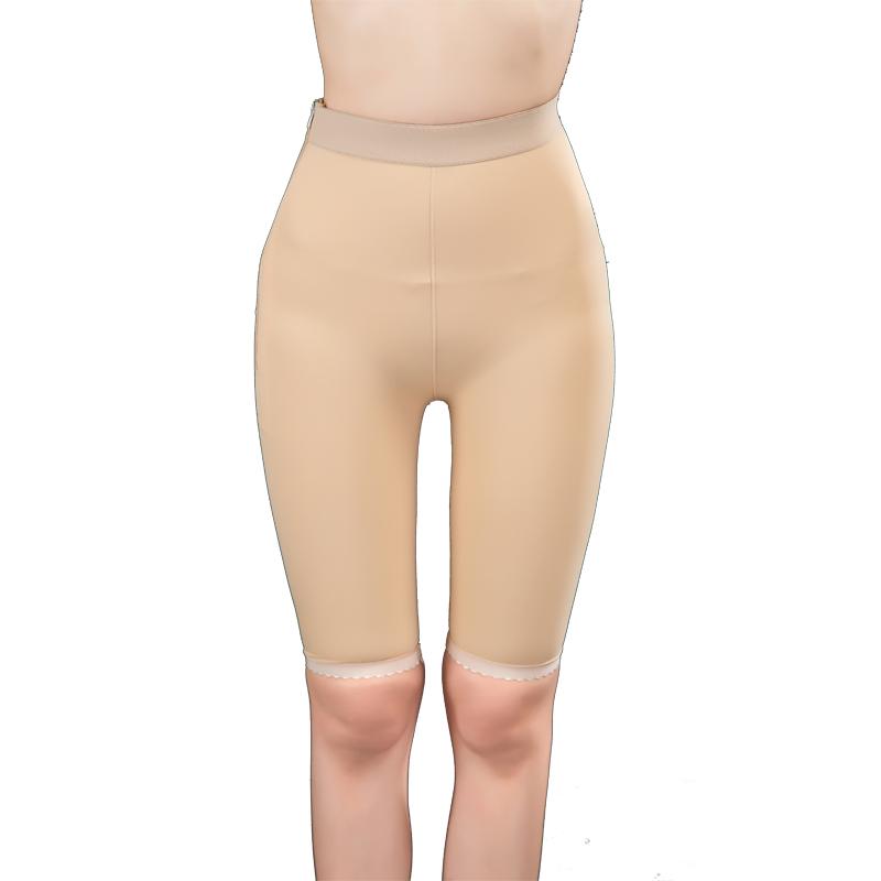 大腿吸脂抽脂医用修复塑身裤女产后收腹裤提臀紧身裤美体裤收大腿
