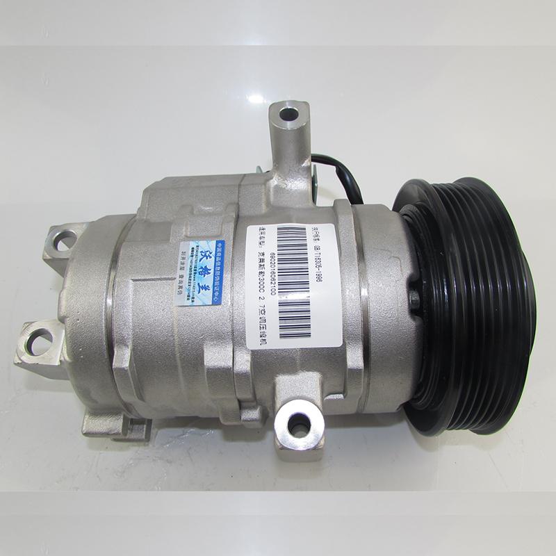 别克新老君威gl8陆尊君越凯越hrv英朗xt gt赛欧空调冷气泵压缩机图片