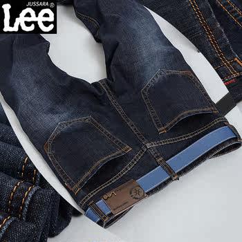 jussara Lee秋冬季男士牛仔裤男