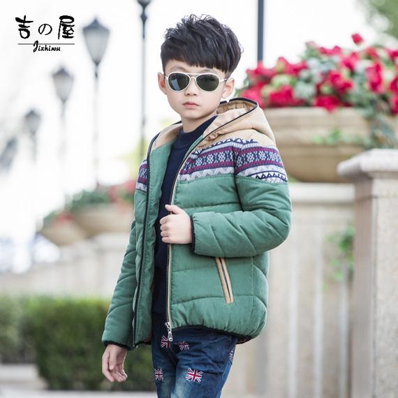 童装冬装2013新款潮 男