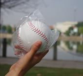 """硬球 棒球中学生用 慢垒 12""""硬式垒球 练习垒球 直径9.7CM 高品质"""
