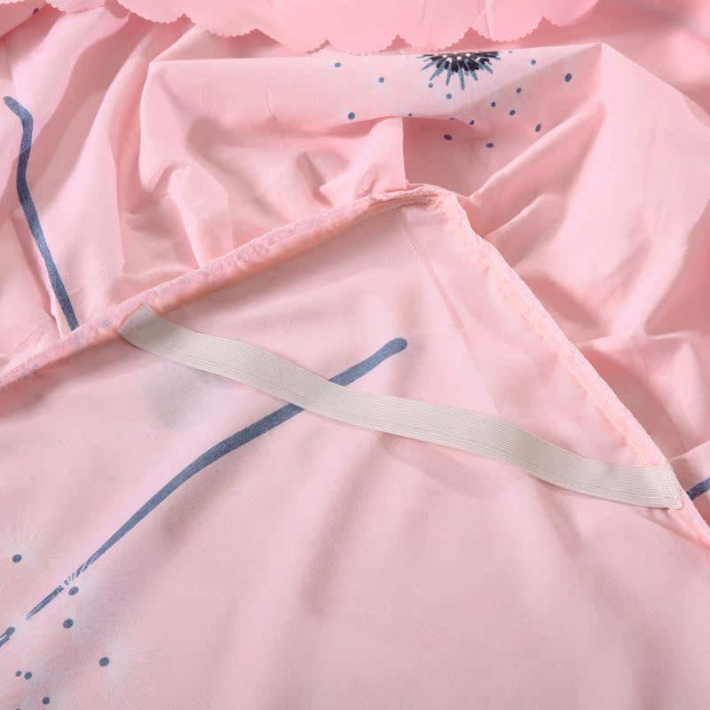 床裙单件床套1.2双人2m×2.2米床单床罩1.8三件套1.5防滑双人夏季