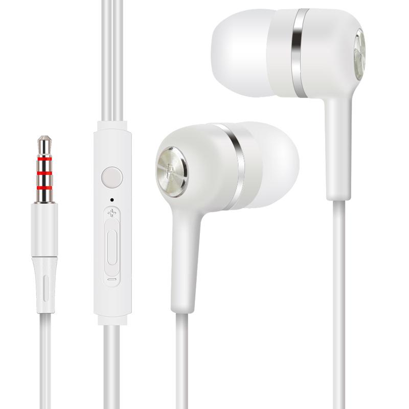 GESE/格瑟 M1耳机入耳式通用女生男线控带麦耳塞式手机电脑重低音