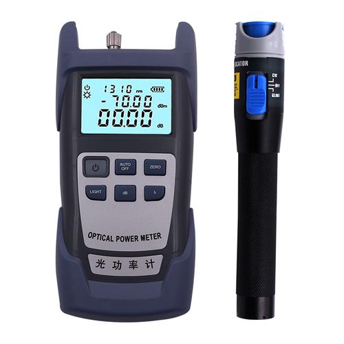 网立方光纤红光笔10公里光功率计红光一体机光功率计测试仪红光源