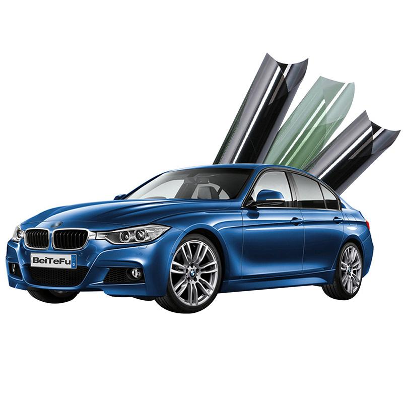 车窗玻璃贴膜隔热防爆金属膜 太阳膜 全车膜 汽车贴膜 beitefu 正品