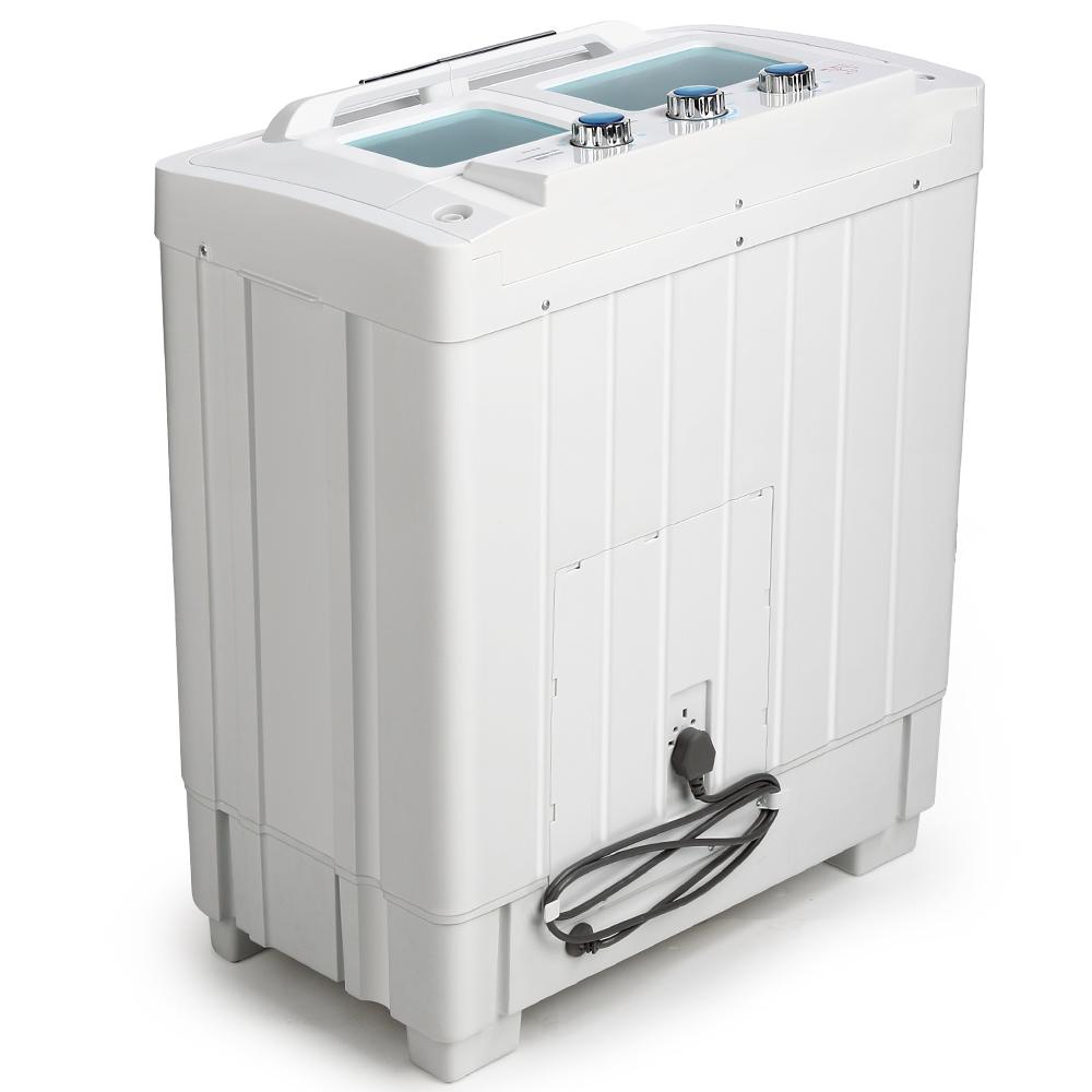款双筒迷你洗衣机甩干 2015 迷你小型双桶双缸 1808S XPB28 小鸭牌