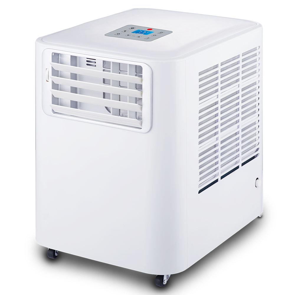 匹厨房免安装一体式客厅立式空调窗机一体机 1P 可移动空调单冷型大