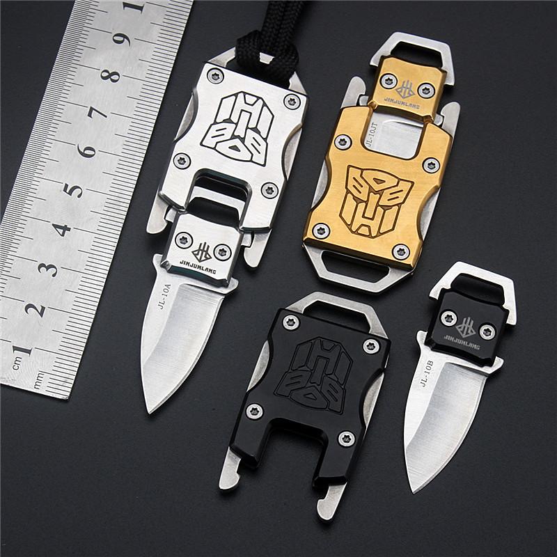 小刀迷你随身防身折叠刀折刀袖珍开刃锋利户外野外钥匙军刀水果刀