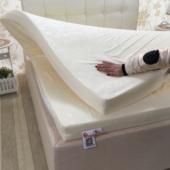 高弹记忆海绵床垫 1.5m 1.8m床 经济型 单双人酒店 榻榻米 床垫子