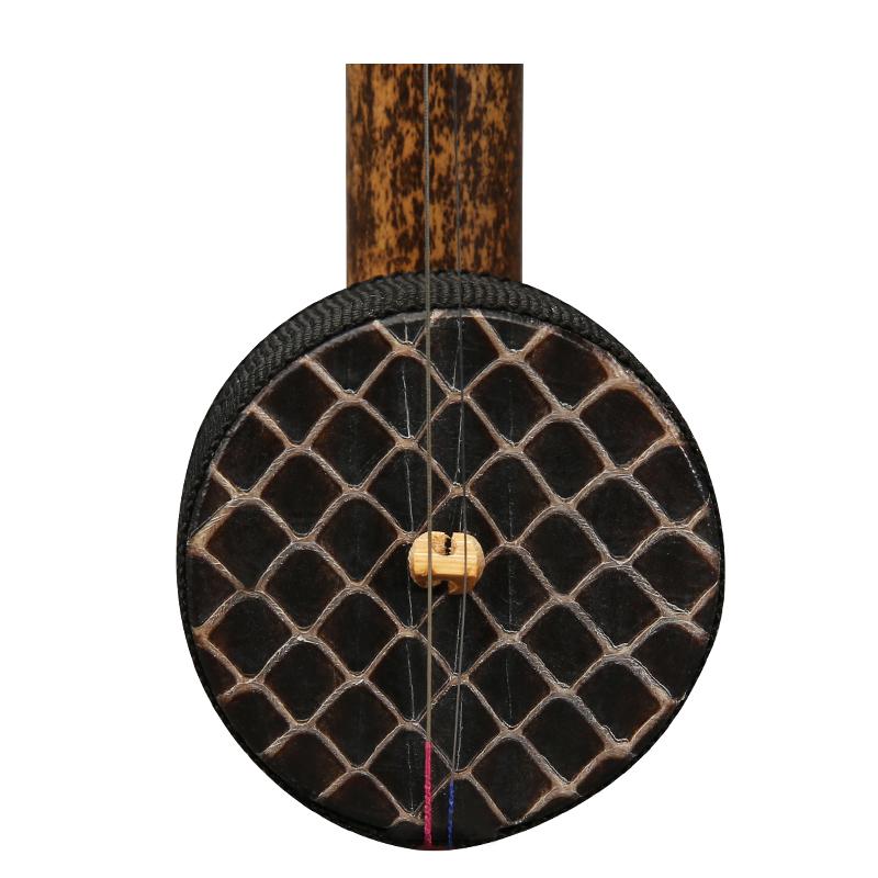 2 8701 专业紫竹一级紫竹材质东非黑黄檀轴京胡 北京星海京胡乐器