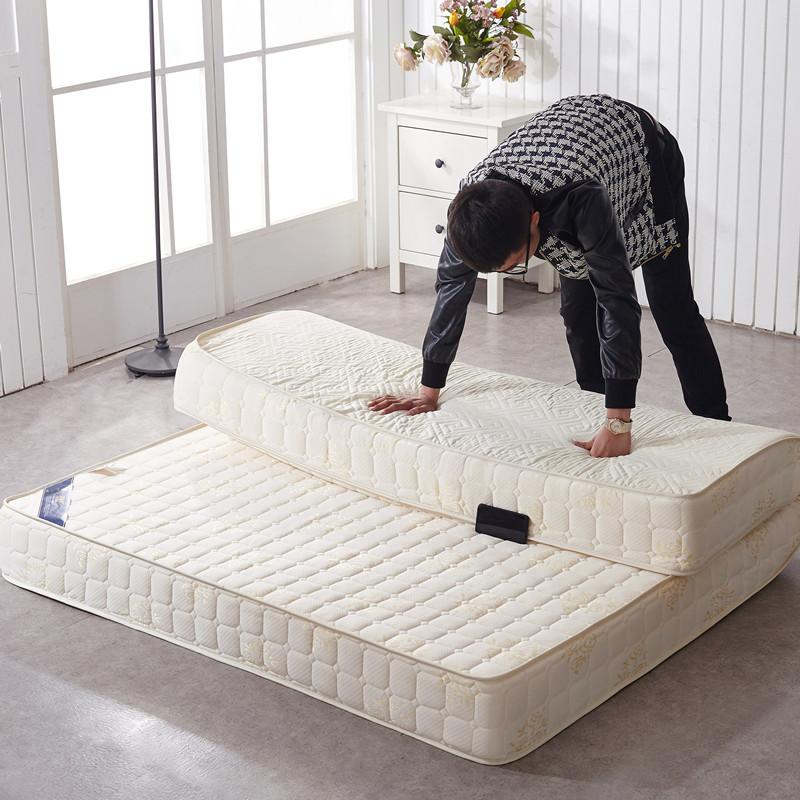 海绵床垫榻榻米席梦思学生记忆加厚