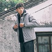 男士轻薄羽绒服韩版短款反季加厚新款修身冬季外套青年潮牌连帽男
