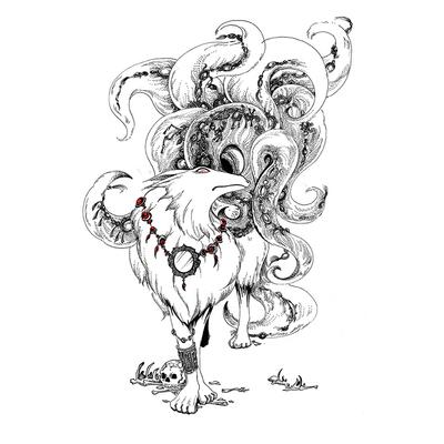 中国古典手绘插画
