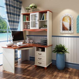 儿童家具书桌书架