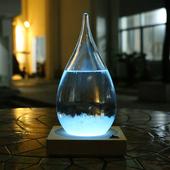 天气预报瓶天气瓶气象瓶风暴瓶创意摆件日情人节礼物送女朋友男生