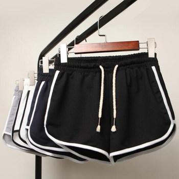 夏季新款纯棉跑步运动短裤娱乐网站白菜网站大全宽