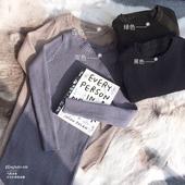 【钱夫人】CHINSTUDIO秋冬韩版针织连衣裙秋冬中长款修身显瘦裙子
