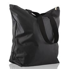 欧美尼龙包女包大包牛津布包环保袋大容量防水轻便拉链购物袋折叠