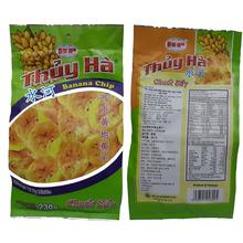 满49元包邮越南正品进口特产水河牌芭蕉干实惠装210克