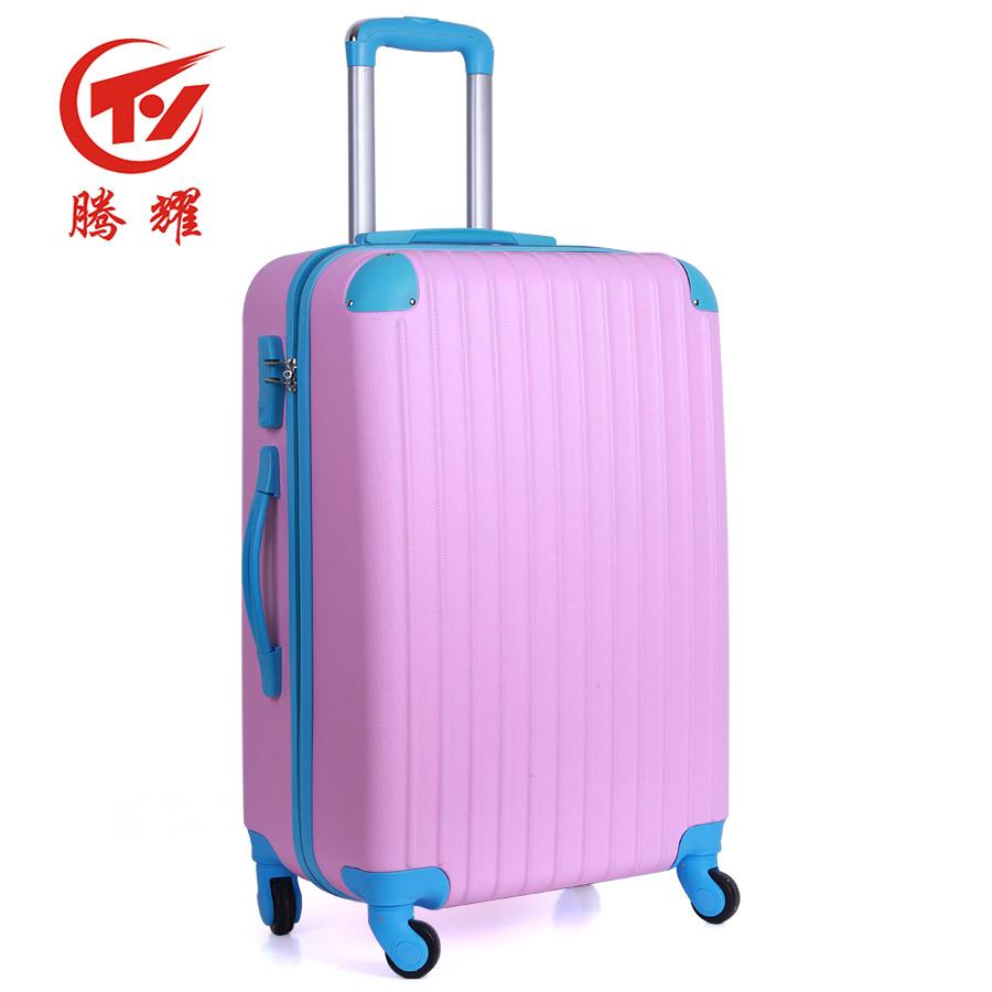 密码箱旅行男学生清新万向轮箱包拉杆行李箱